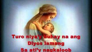 Video Awit sa Ina ng Santo Rosario w/Lyrics download MP3, 3GP, MP4, WEBM, AVI, FLV November 2017