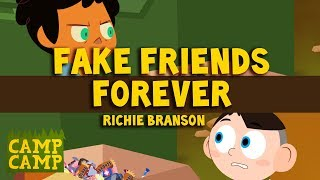 Camp Camp Soundtrack: Fake Friends Forever - Richie Branson | Rooster Teeth