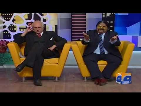 Khabarnaak - 19 November 2017 - Geo News