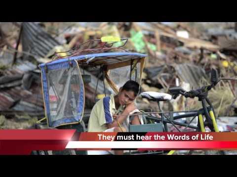Typhoon Haiyan (People Need the Lord instrumental)