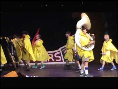 Band Geeks Act 1 (Troy University)