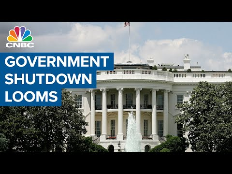 Government shutdown looms as midnight deadline approaches