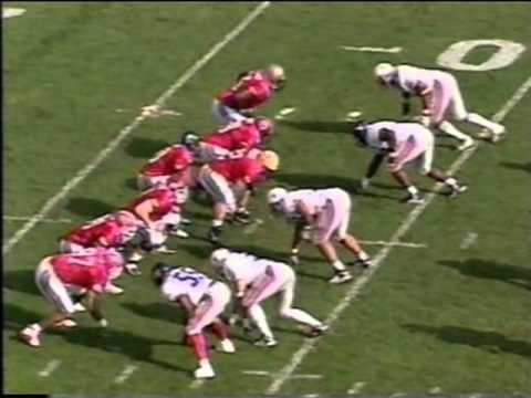 Huskers in the NFL - 1999 Senior Bowl