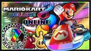 MARIO KART 8 DELUXE ONLINE Part 1: Alle 5 Battle-Modi online!