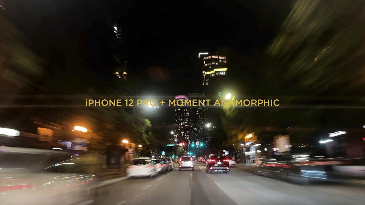 iPhone 12 Pro Cinematic 4K Footage
