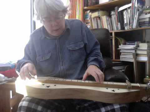 The Snows They Melt the Soonest, Take 1, dulcimer