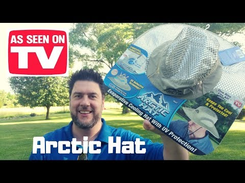 Arctic Hat Review: as seen on TV product put to the test. Arctic Hat