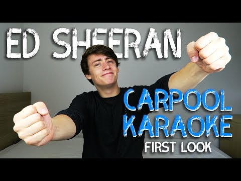 Ed Sheeran | Carpool Karaoke (First Look)