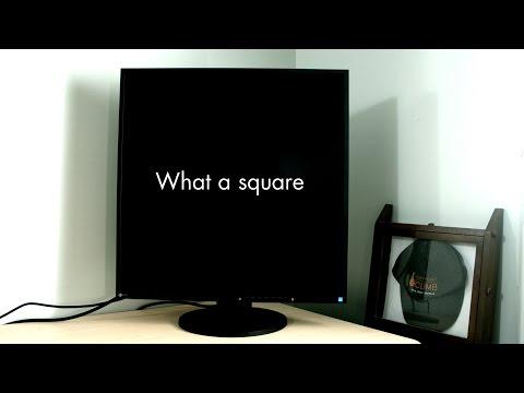 1:1 Square Monitor - EIZO EV2730Q Review