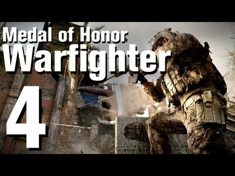 Medal of Honor: Warfighter Walkthrough Part 4 - Chapter 3: Stump