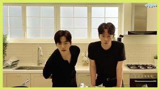 [2PM/준호,찬성] 잊치,찬치,팀치치의 알콩달콩 케미3