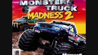 Monster Truck Madness 2 Menu track