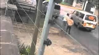 Nairobi robbery