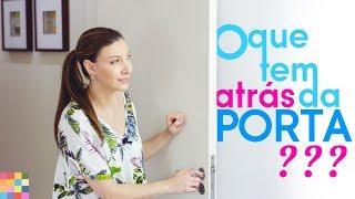Como aproveitar os espaços na organização da casa 2 | Atrás da porta