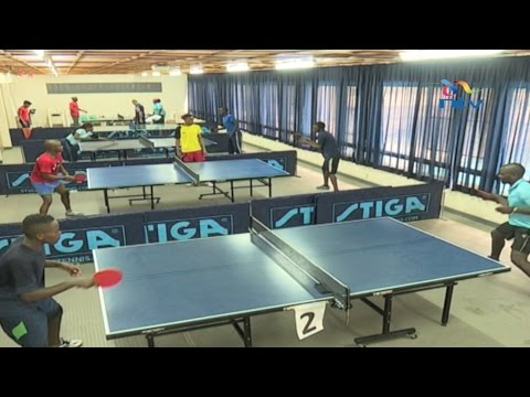 Table Tennis in Kenya: KTTA popularizing sport through 'tucheze tebo' initiative