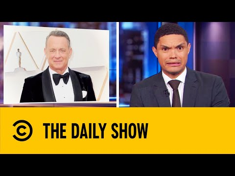 Tom Hanks And Rita Wilson Test Positive For Coronavirus | The Daily Show With Trevor Noah