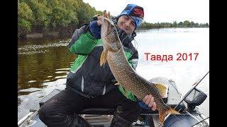 Открытие и закрытие речного рыболовного сезона на реке Тавда в 2017 году