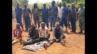 Majambazi sugu wakamatwa na polisi kwenye mpaka wa Burundi na Tanzania