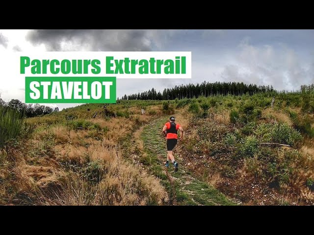 Parcours Extratrail - Stavelot
