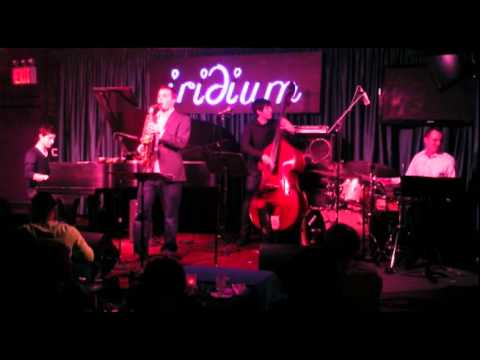 Jonas Ganzemuller Quartet - A la Mode @ Iridium Jazz Club