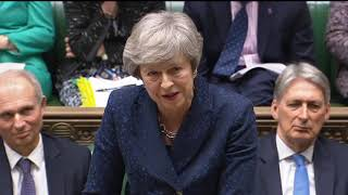 Prime Minister's Questions: 23 January 2019