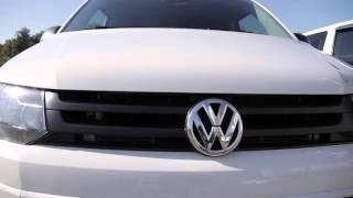 Прокат микроавтобусов Volkswagen / фольксваген белый(, 2016-01-15T07:54:10.000Z)