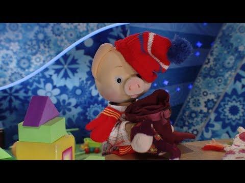СПОКОЙНОЙ НОЧИ, МАЛЫШИ! - Скоростное раздевание - Развивающие мультфильмы для детей (Фиксики)