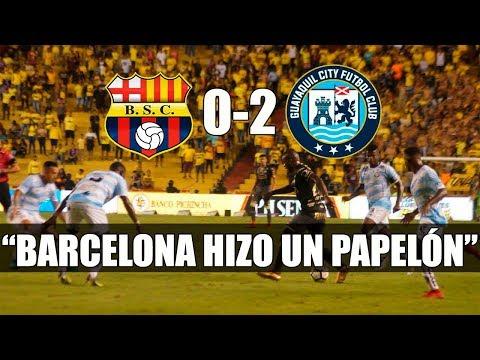 El enojo de Marcos Hidalgo tras la derrota de Barcelona
