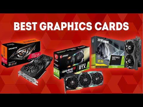 Best Graphics Cards For Gaming 2020 [Buying Guide]