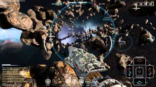 Fractured Space early access gameplay #1: It