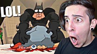 VUELVE BATMAN CON LABIOS DE CULO (BATMETAL RETURNS) - Video Reacción thumbnail