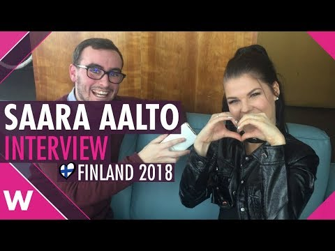Saara Aalto Monsters  Interview @ Trumps Club Lisboa