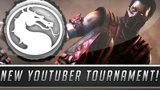 Mortal Kombat X: New Youtuber Tournament Explained & Coming Soon! (Mortal Kombat 10)