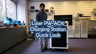 Laser PW-AC16 Charging Station Quick Look