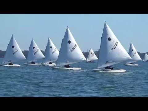 2017 Sunfish Regionals - Sarasota - Race 1