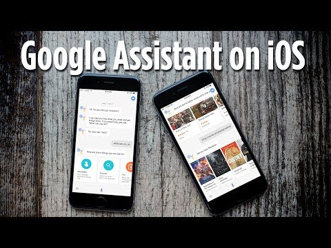 Google Assistant Comes to the iPhone!