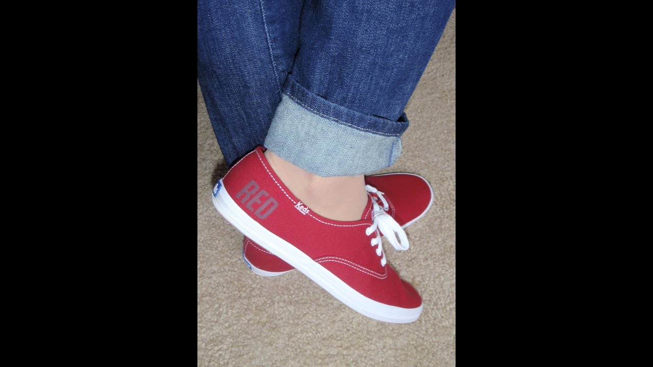 fdd2184748 Out for a drive in my new Taylor Swift Keds! - YouTube