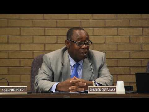 Councilman Charles Onyejiaka -Council Ward 3