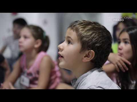 Actividad para niños: Carlos III, Madrid y el Prado