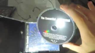 Unboxing - CD The Essential Jacksons