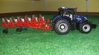 Największa kolekcja modeli maszyn rolniczych w Polsce - Pługi