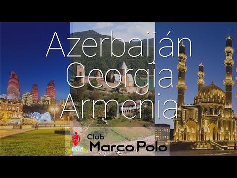 Viaja a Azerbaiján, Armenia o Georgia