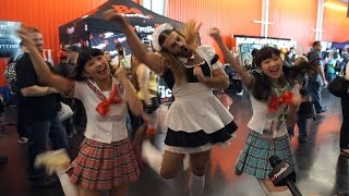 Andrea Fasano catches up with J-Pop Metal sensation LADYBABY and ge...