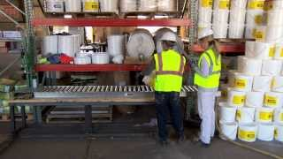 On the Job - Household Hazardous Waste Facility