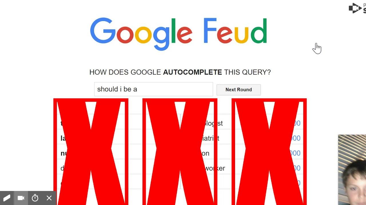 Googlefeud