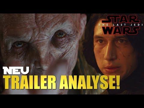 Download Youtube: Star Wars: Episode VIII TRAILER ANALYSE! [Deutsch]
