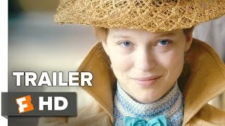 Diary of a Chambermaid Official Trailer 1 (2016) - Léa Seydoux, Vincent Lindon Movie HD
