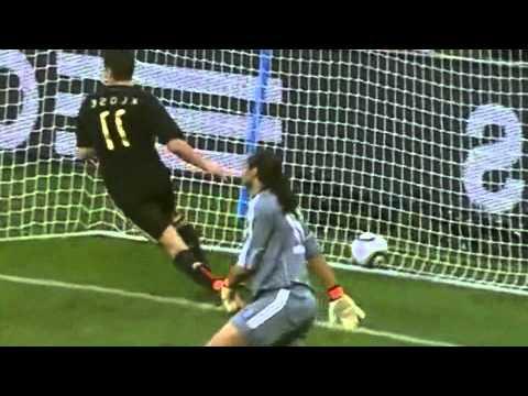 Deutschland Argentinien 2010