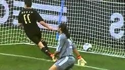 Deutschland Argentinien 4:0 Viertelfinale WM 2010