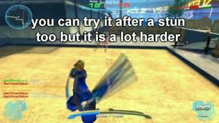 S4 League Sword Combat Tutorial 2/6: Stun & Dash